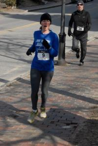 Huffing and Puffing in the Shamrock 5K