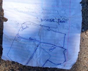 Makeshift Map