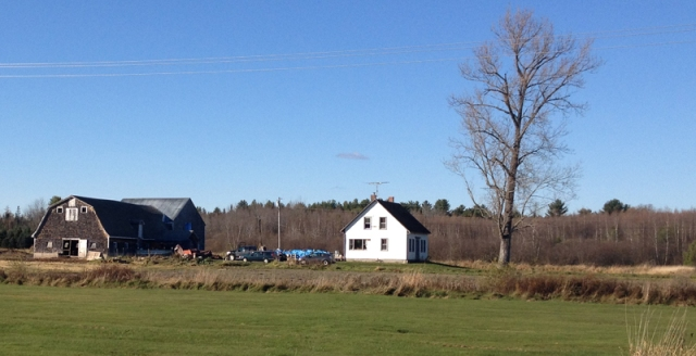 Michelle's Farm, Madison, Maine