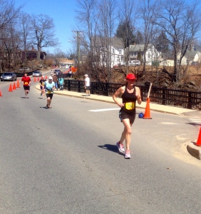 Great Bay Half, finish